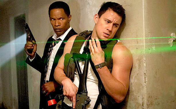 Channing Tatum WHITE HOUSE DOWN Interview | Collider