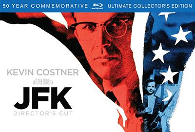 jfk 50th anniversary blu ray cover