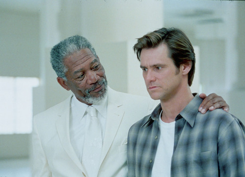 Universal Planning Bruce Almighty Sequel For Jim Carrey
