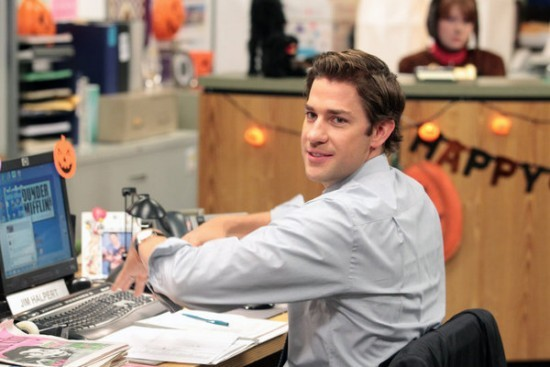 john krasinski the office