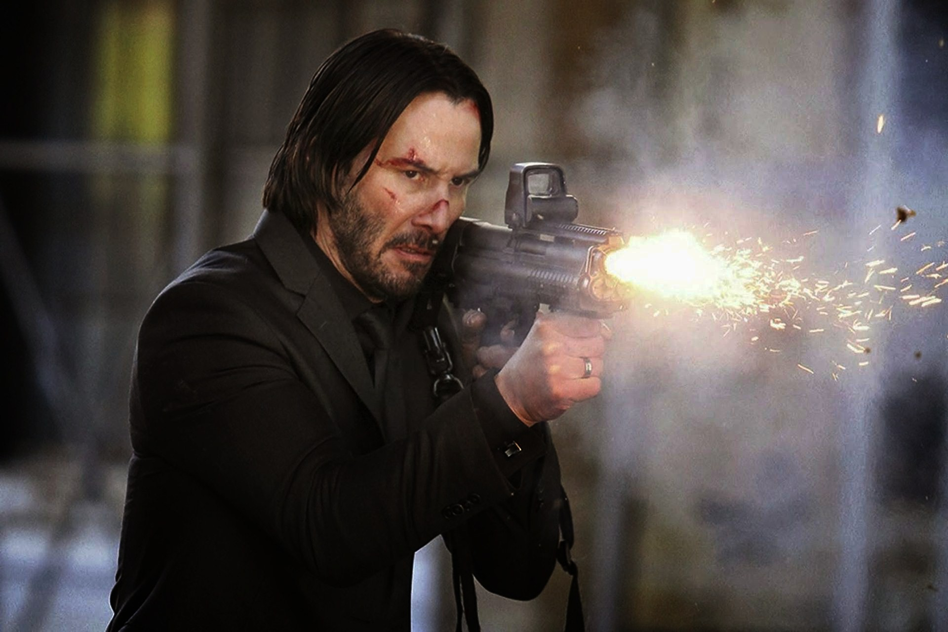 John Wick TV Series The Continental Is a Go at Starz | Collider