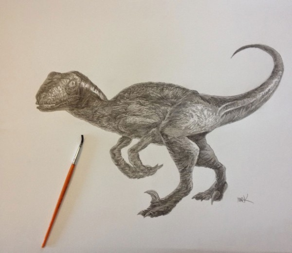 jurassic-world-poster-velociraptor-drawing-mark-englert