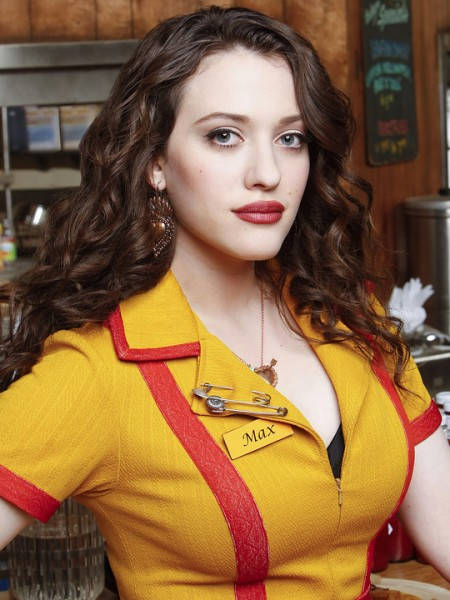 Two broke girls max hot