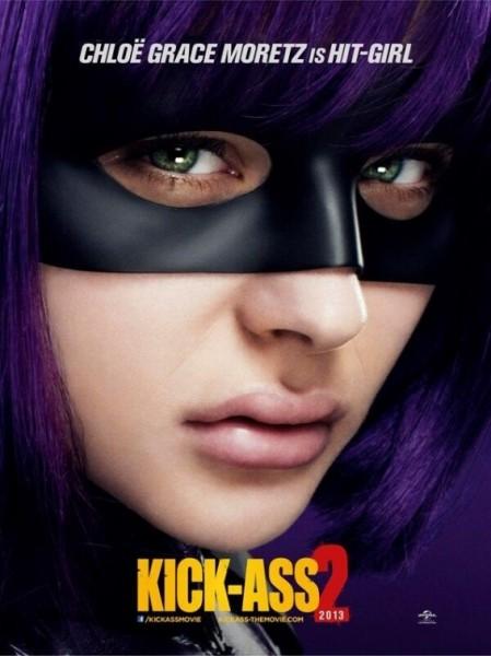 kick ass 2 poster chloe grace moretz