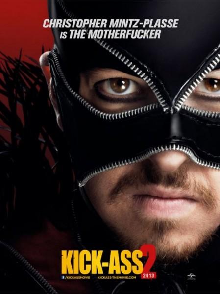 kick ass 2 poster christopher mintz plasse