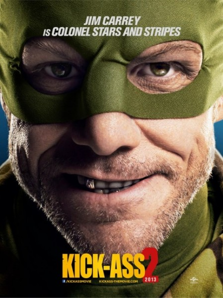 kick ass 2 poster jim carrey