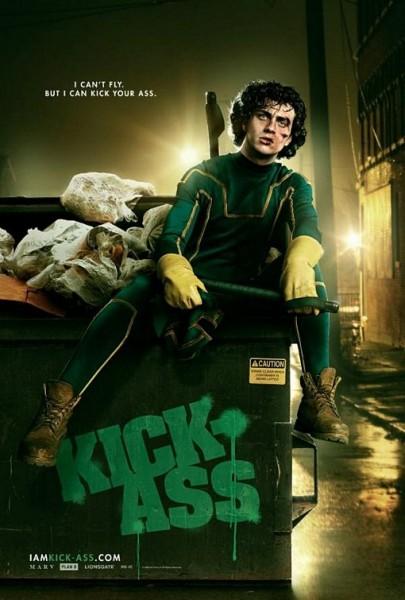 Kick-Ass movie poster 23