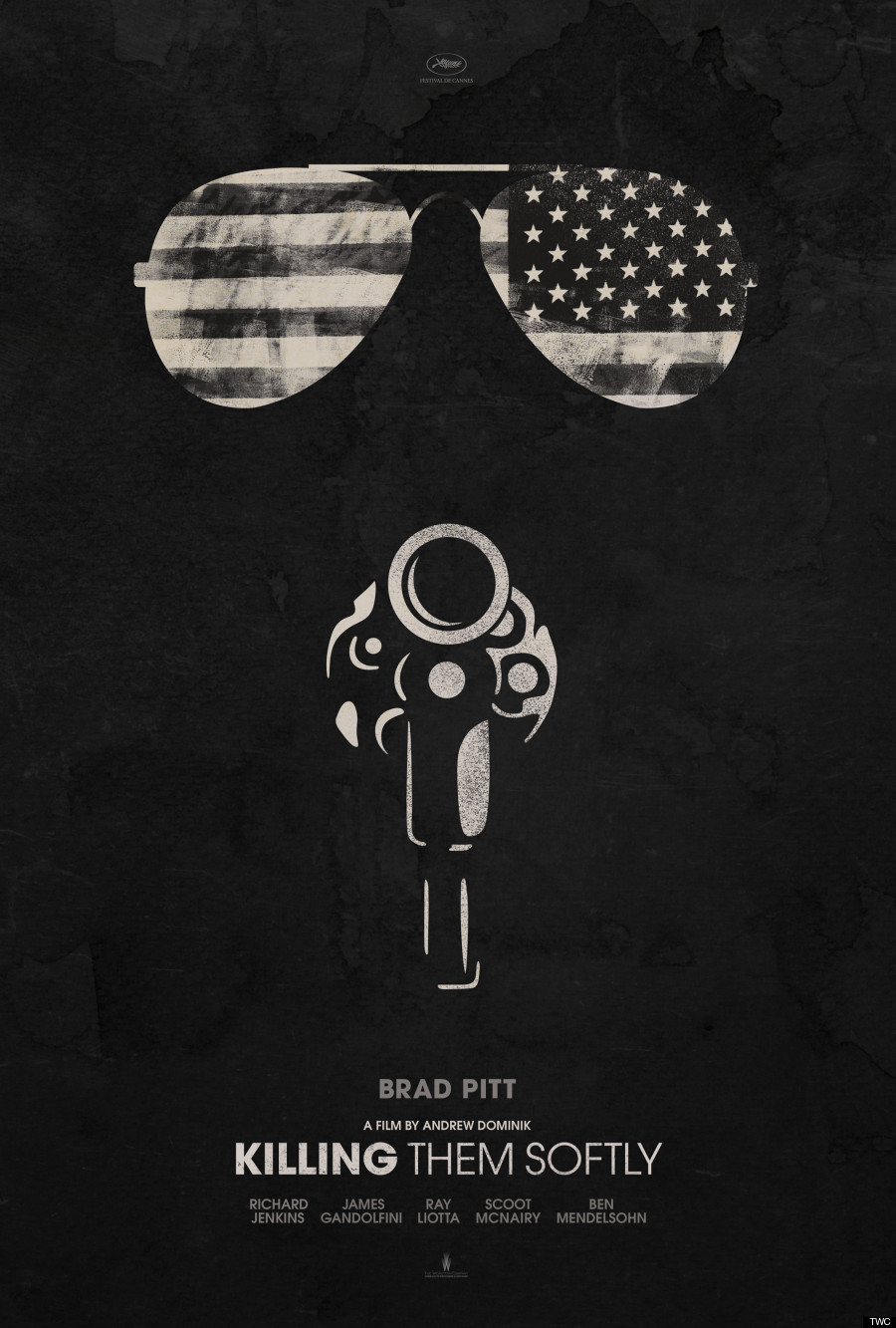 Killing Them Softly Teaser Poster