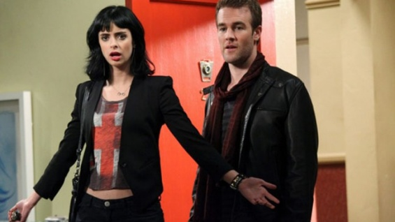 krysten ritter james van der beek b in apartment 23