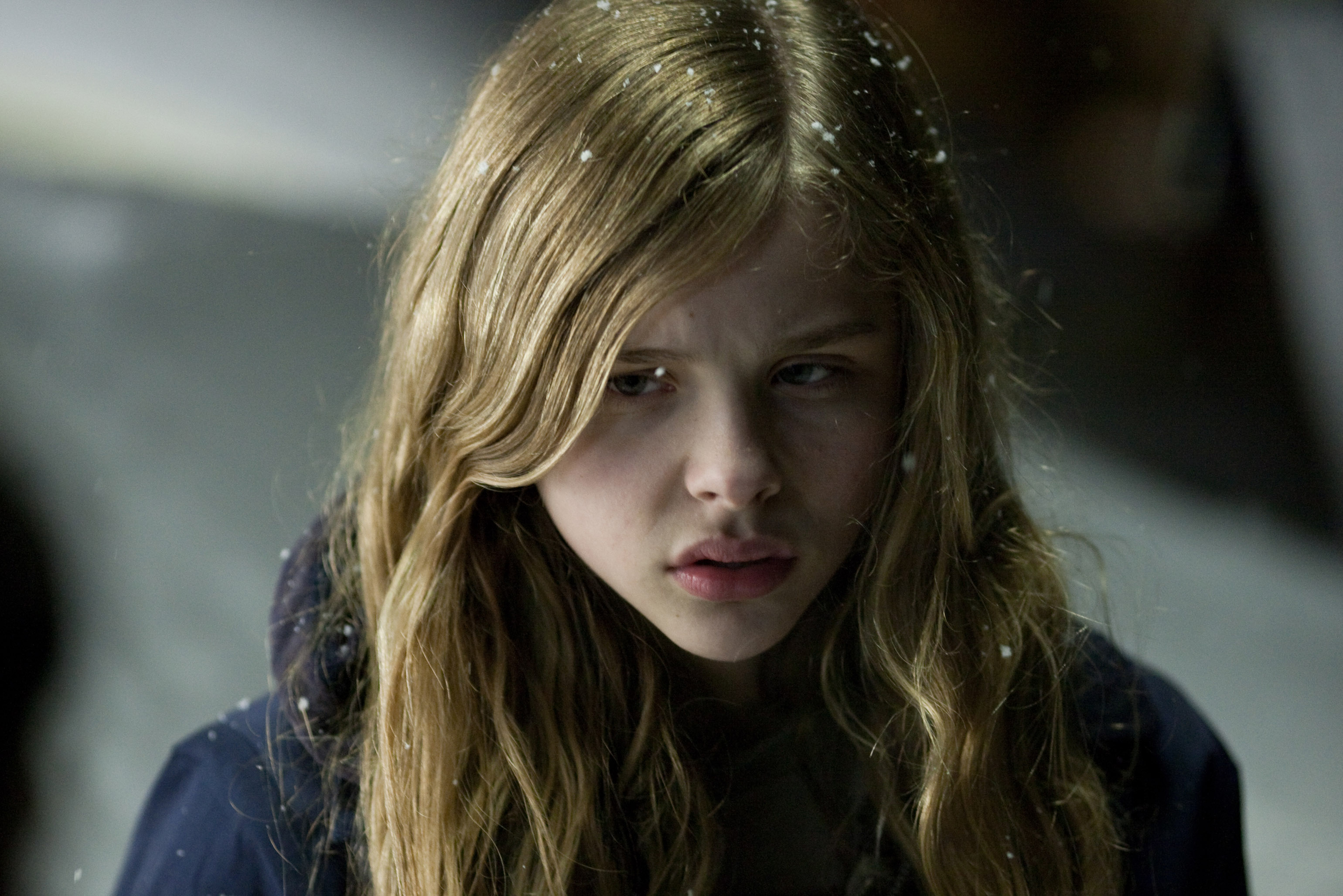Chloe Moretz Interview LET ME IN; Plus Updates on EMILY ...