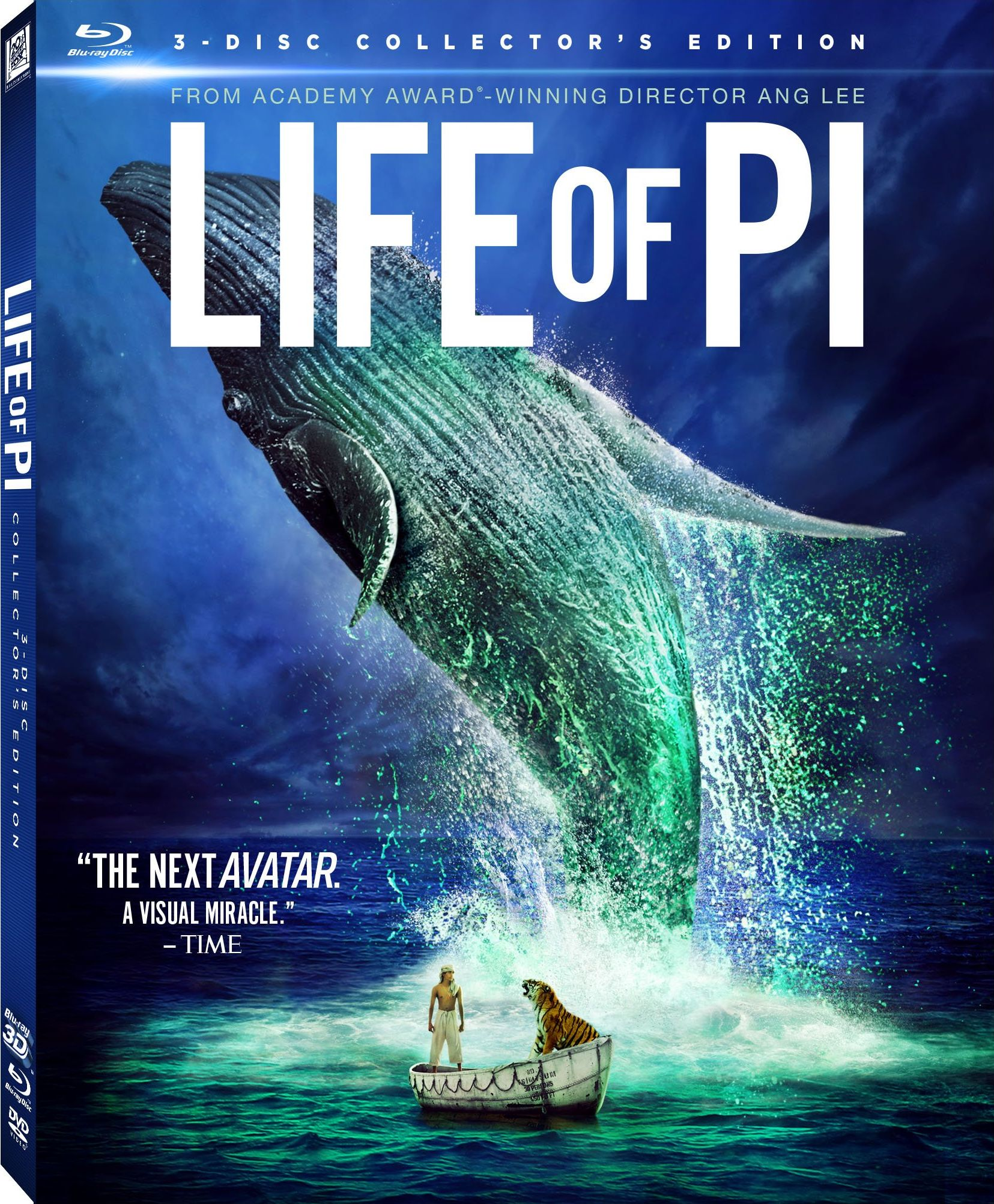 life of pi response Ang lee's life of pi is a miraculous achievement of storytelling and a landmark of visual mastery inspired by a worldwide best-seller that many readers must have assumed was unfilmable.