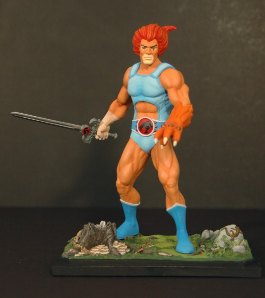 lion-o icon hero Thundercats