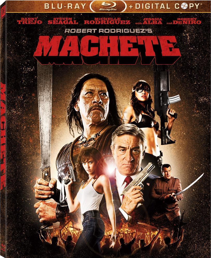 [MULTI]  Machete (2010) [MULTi WiTH TRUEFRENCH] [Bluray 720p]