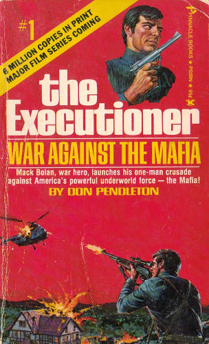 mack bolan the executioner war against the mafia