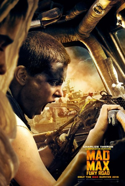 mad max poster charlize theron