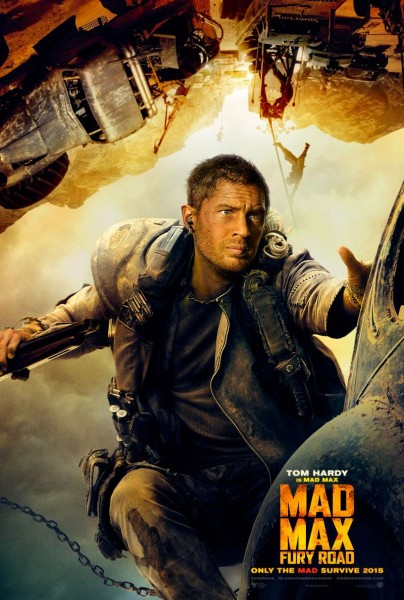 mad max poster tom hardy