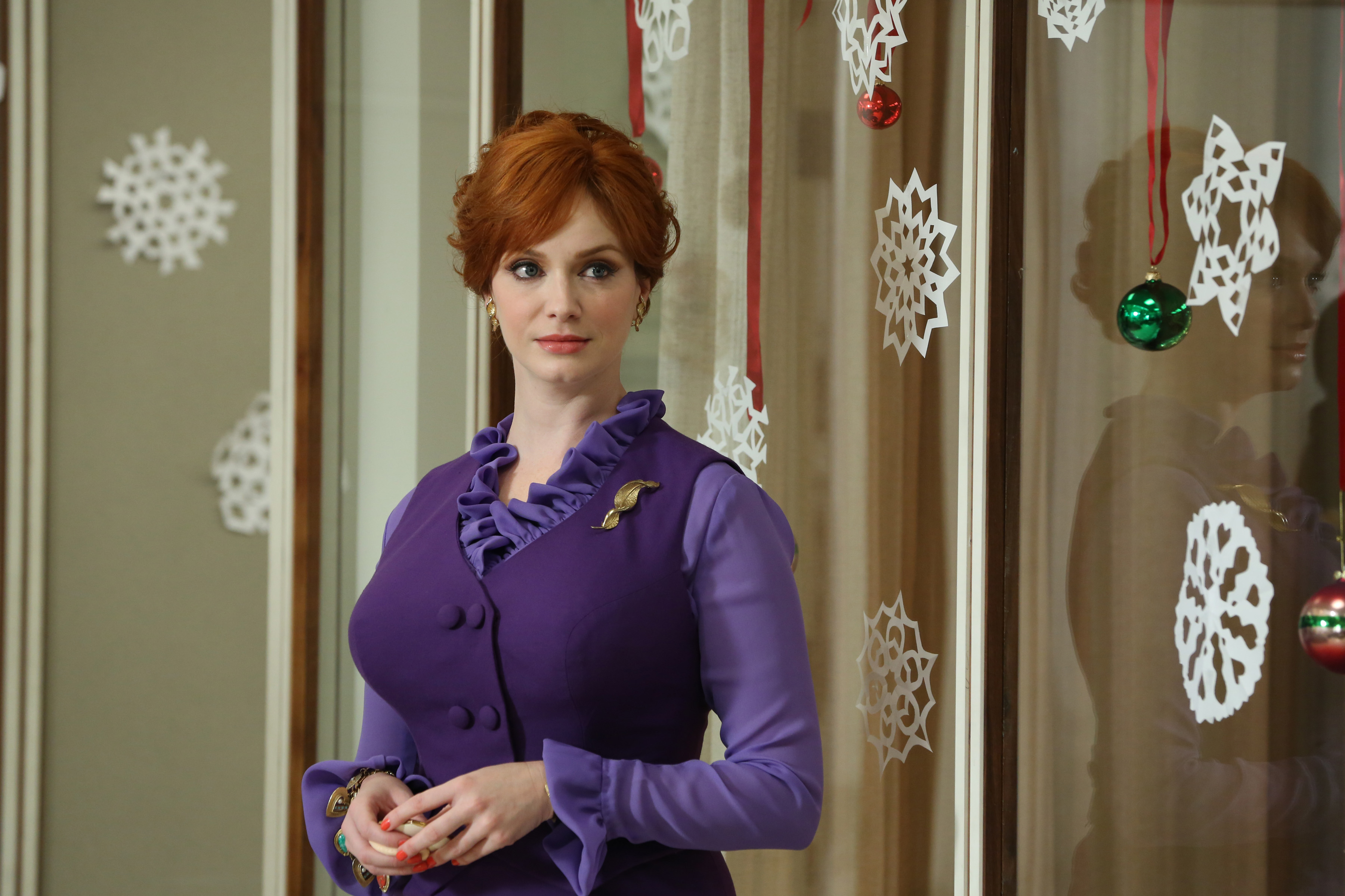 joan holloway harris (christina hendricks)