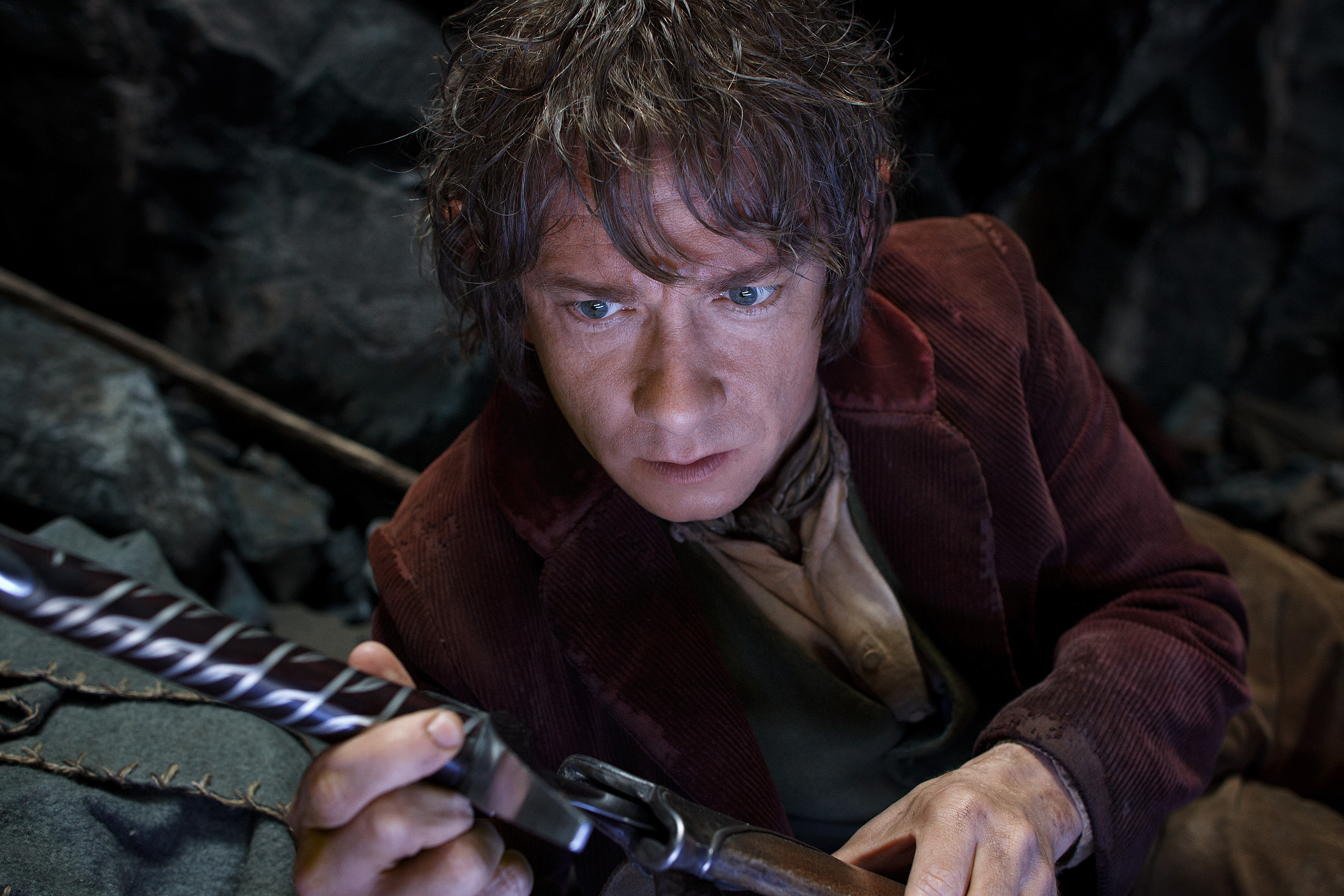 THE HOBBIT: AN UNEXPECTED JOURNEY Clip and Images | Collider