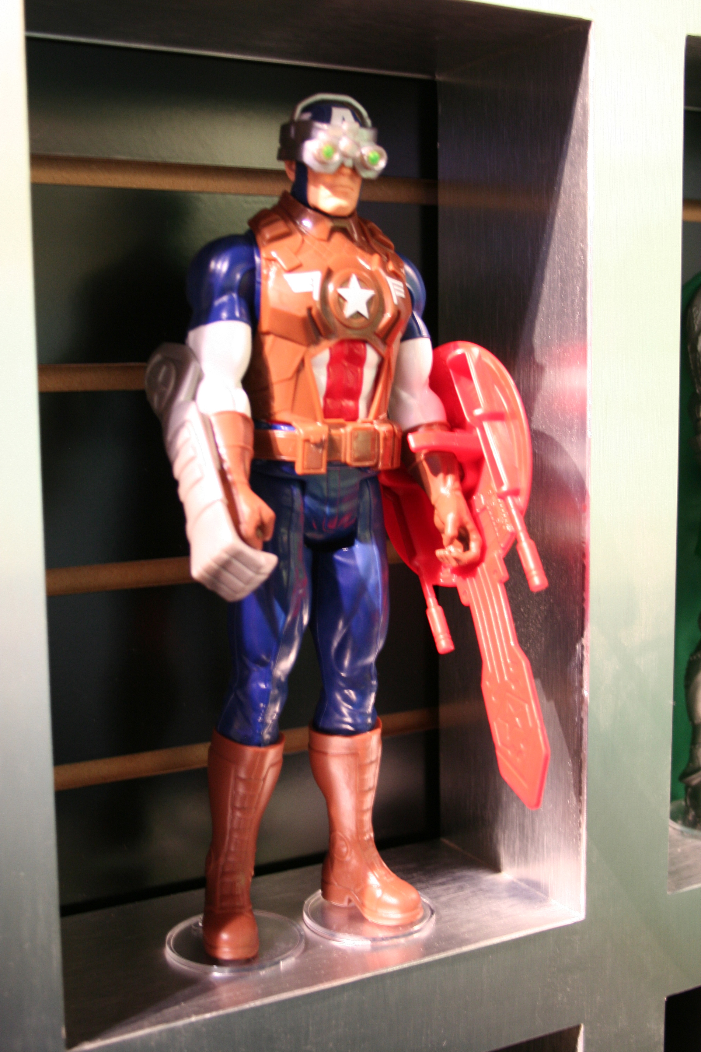 New Spider Man 2 Toys : Marvel action figures toys toy fair