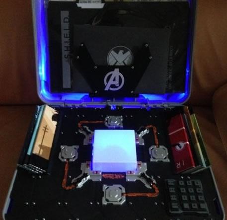 marvel phase one blu ray box set 17