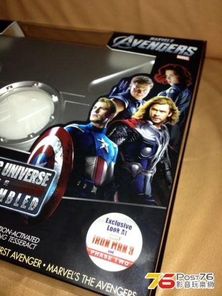 marvel phase one blu ray box set