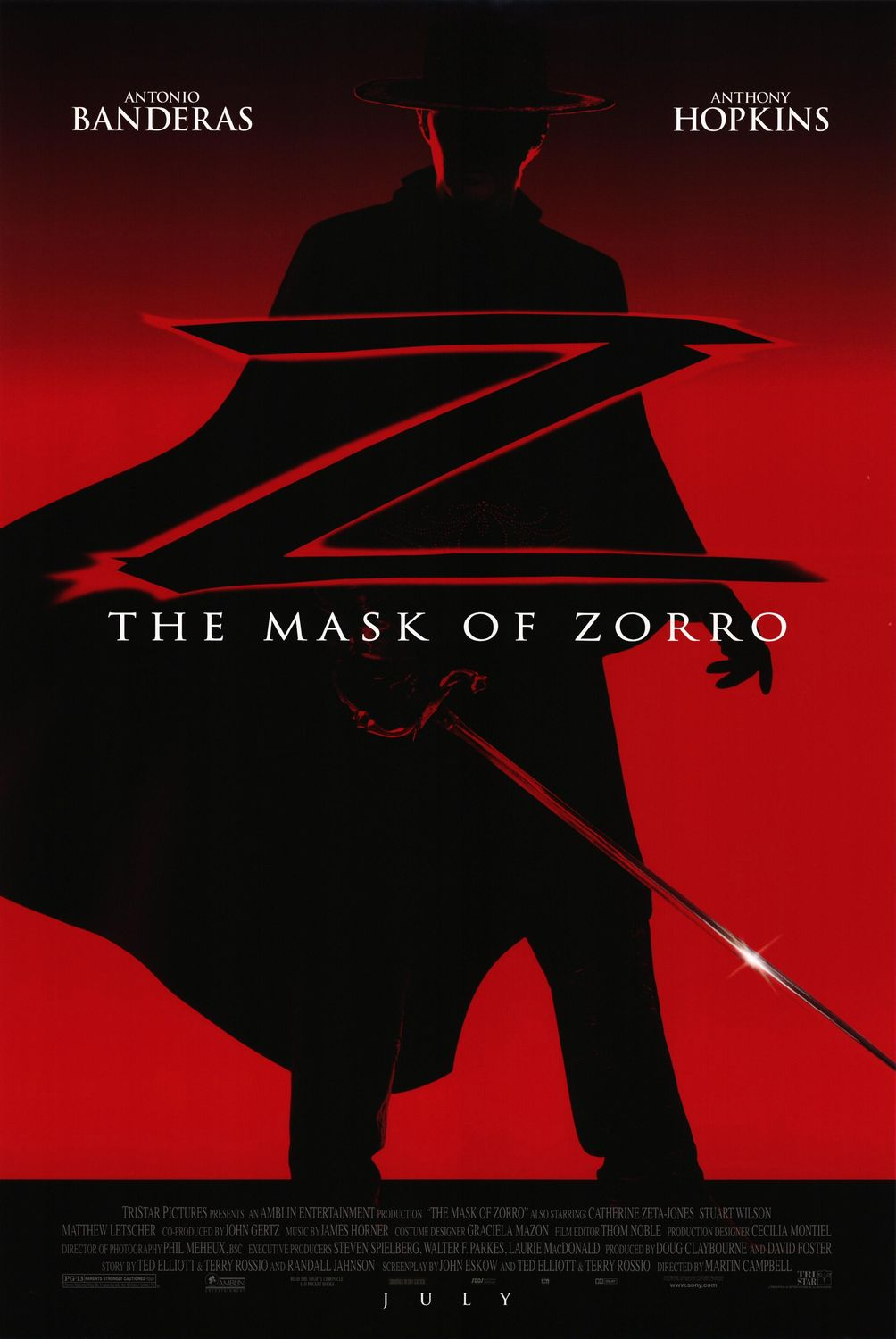 zorro reborn sends the masked swordman to a post