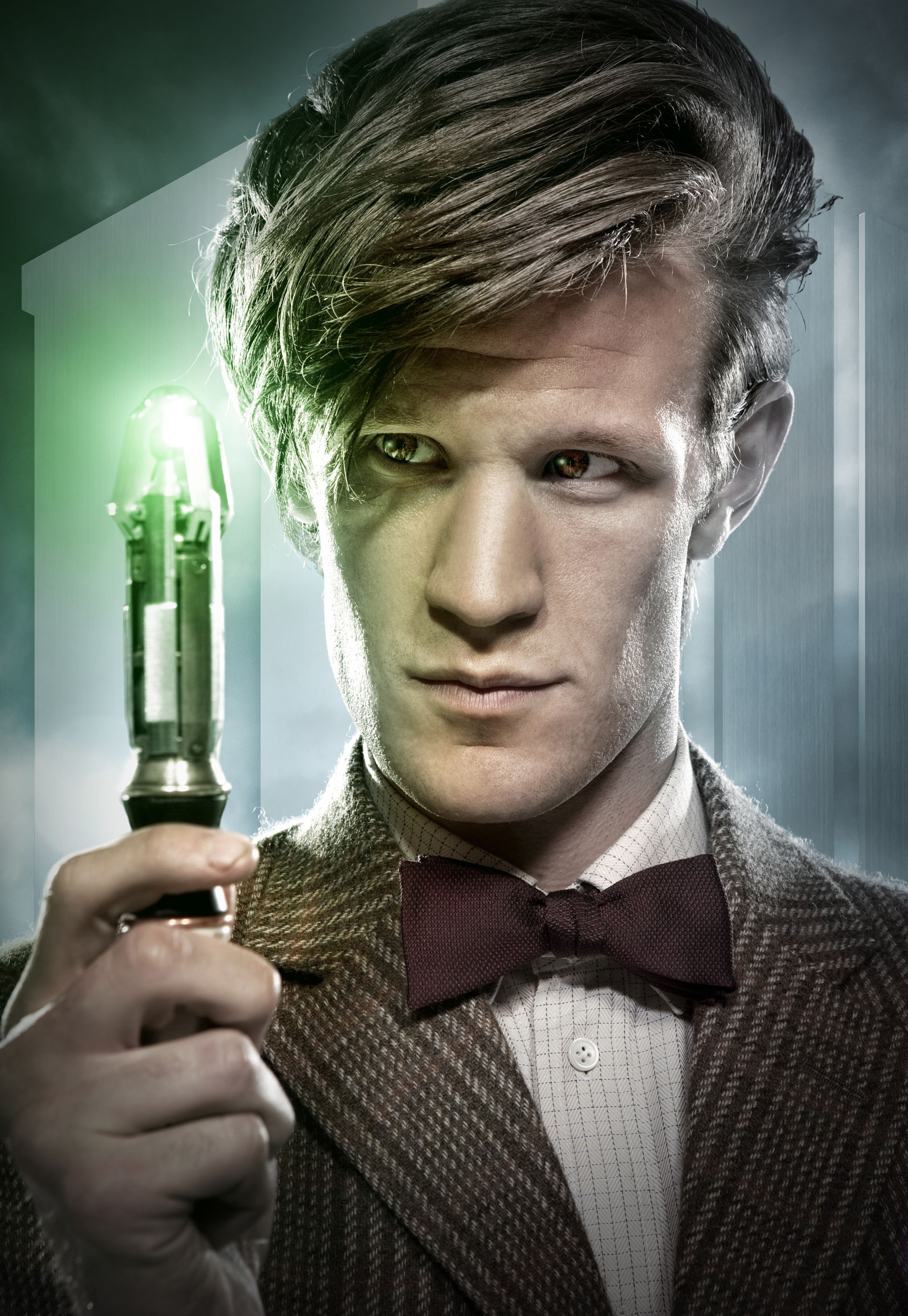 MATT SMITH: Well, it's changed