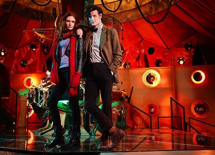 matt-smith-karen-gillan-doctor-who-image-2