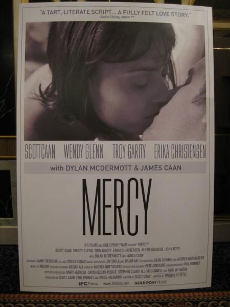 Mercy movie poster