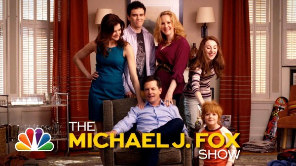 michael j fox show banner