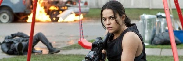 michelle rodriguez resident evil retribution comic con