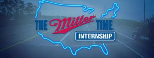 miller time internship