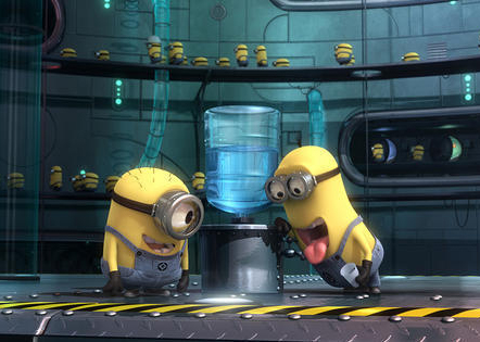 despicable me minions spinoff