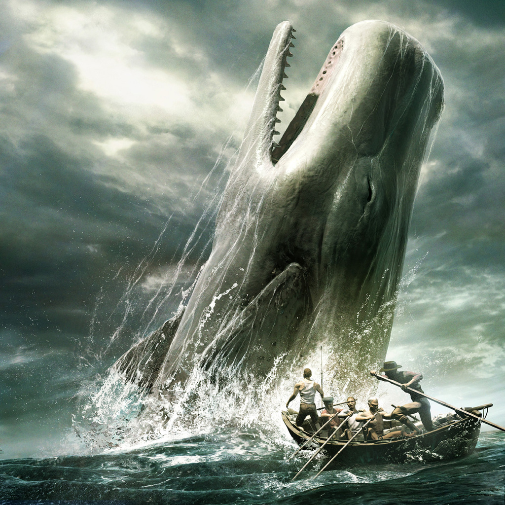 fuck you Moby-dick