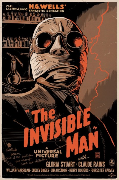mondo-francesco-francavilla-the-invisble-man