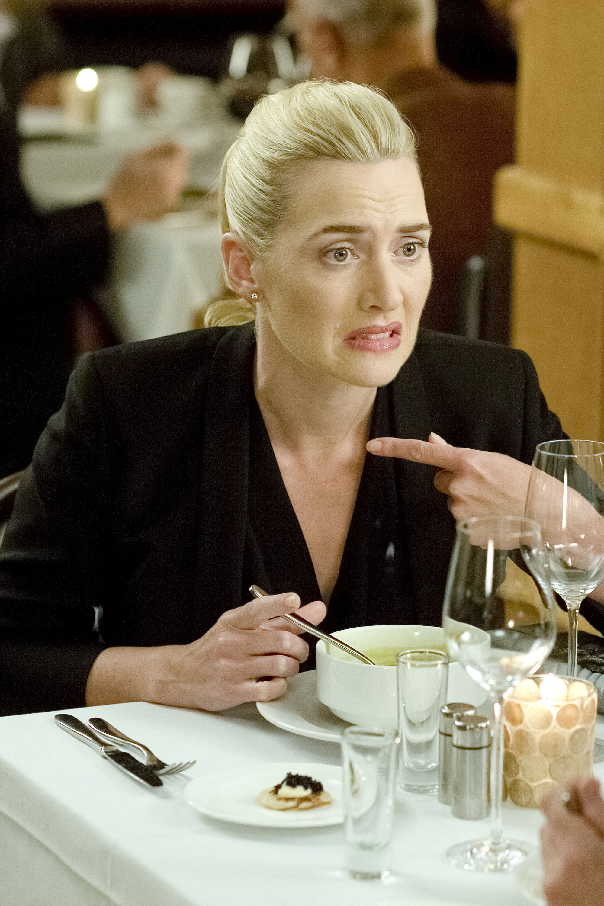 Kate Winslet stars in Movie 43.