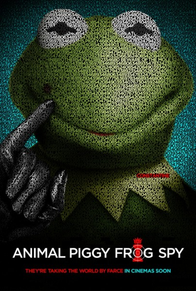 muppets most wanted parody poster tinker tailor soldier spy
