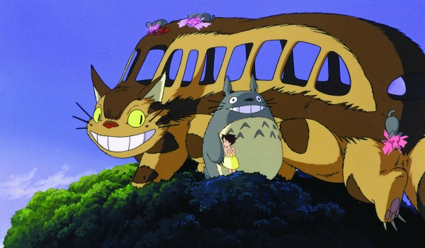 My Neighbor Totoro movie image