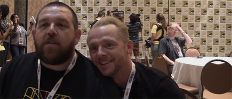 nick-frost-simon-pegg-worlds-end-man-of-steel-interview-slice