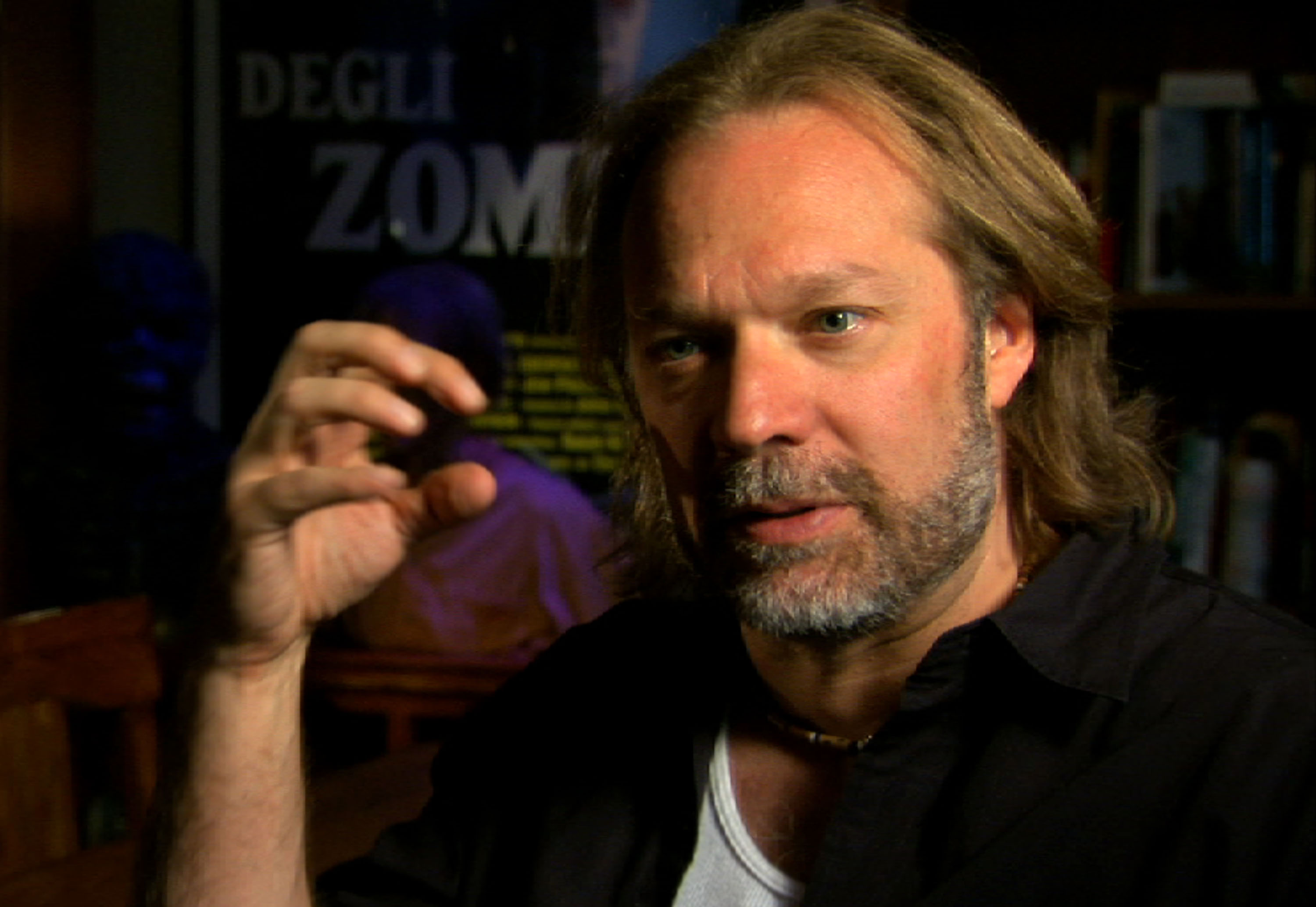 the life and work of greg nicotero Universal studios hollywood will celebrate the work of filmmakers robert rodriguez and john landis, makeup effects artist greg nicotero and rock guitarist slash at.