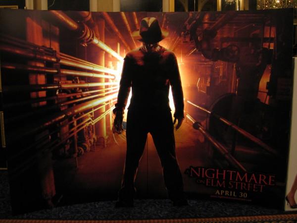 Nightmare on Elm Street movie theater standee 2 (1)