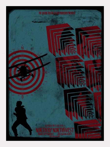 north-by-northwest-movie-poster-david-odaniel-01