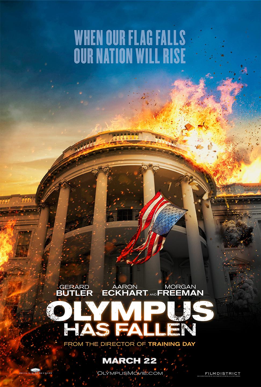 Olympus Has Fallen movie release date 3/22/2013