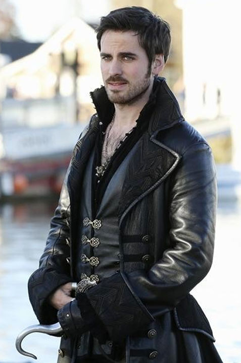 Once Upon A Time Interview Colin O Donoghue Talks Hook