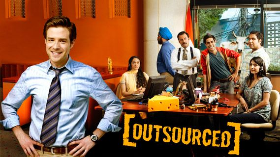 (12 Nov) Outsourced - Diwali