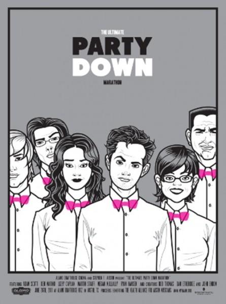 party-down-marathon-poster