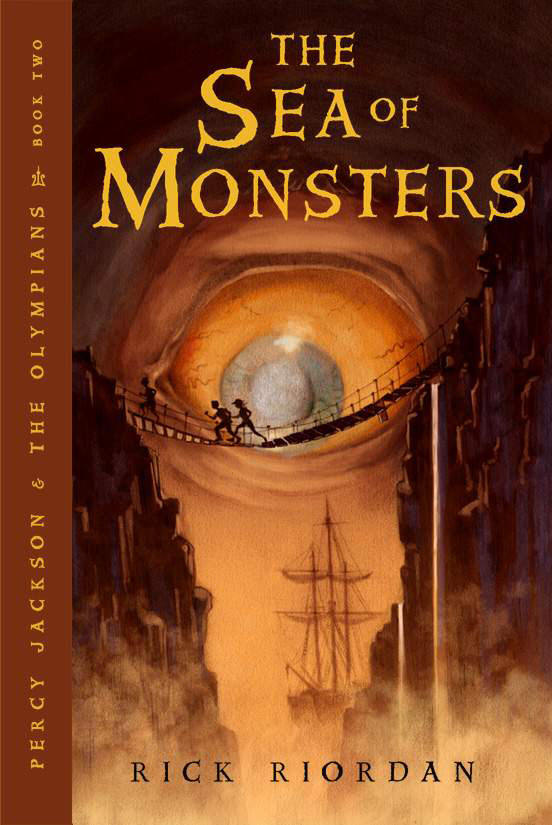 percy jackson sea of monster book report In this retelling of rick riordans book, the sea of monsters, percy jackson, accompanied by his friends annabeth chase, clarisse la rue and tyson,  report.