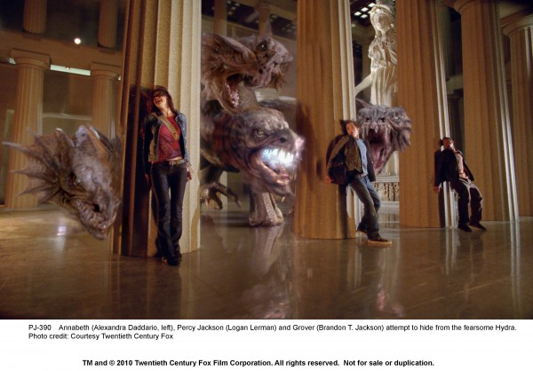 Percy Jackson & The Olympians: The Lightning Thief movie image (1)