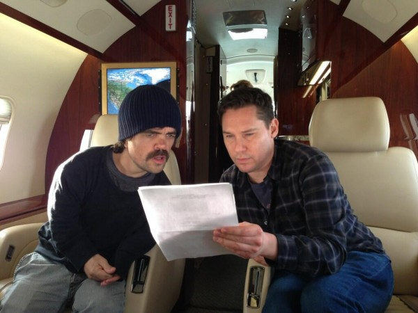 peter-dinklage-bryan-singer-x-men-days-of-future-past