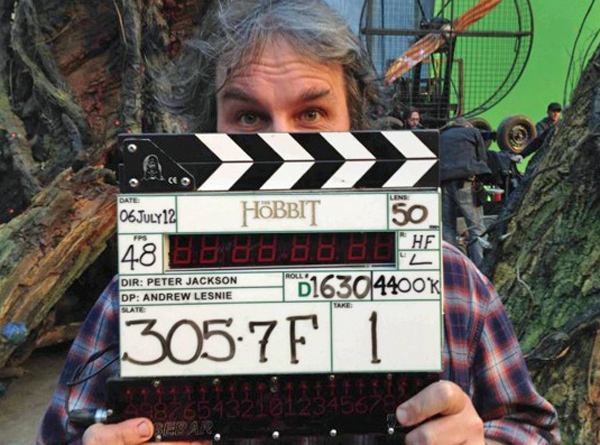 peter jackson hobbit slate